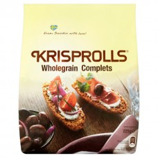 Pagen Krisprolls Wholegrain 5x225g