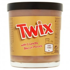 Twix Chocolate Spread 6x200g