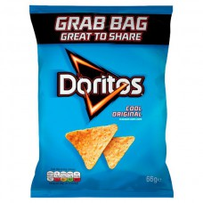 Doritos Cool Original Grab Bag (66g) X 24Packs