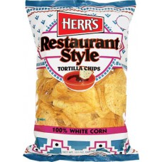 Herr's Tortilla Chips White Corn