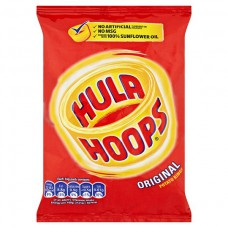 Hula Hoops Original  (34g) X 48Packs