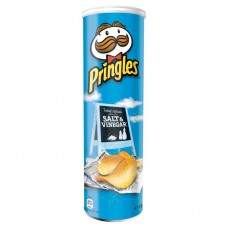 Pringles Salt & Vinegar (190g) - 6 Packs