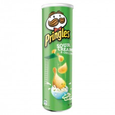 Pringles Sour Cream (190g) - 6 Packs