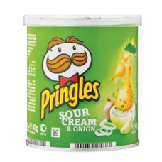 Pringles Sour Cream (40g) - 12Packs