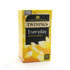 Twinings Everyday 4x50