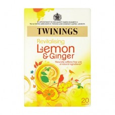 Twinings Lemon & Ginger 4 x 20