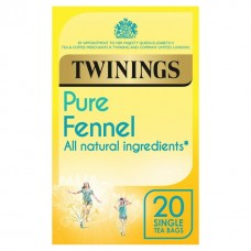 Twinings Pure Fennel 4x20