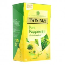 Twinings Pure Peppermint 4x20