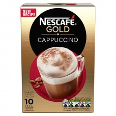 Nescafe Gold Cappuccino 6x8pc