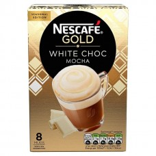 Nescafe Gold White Choc Mocca 6x8pc