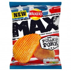 Walkers Max BBQ Pulled Pork