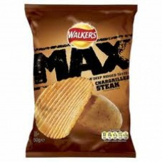 Walkers Max Chargrilled Crisps