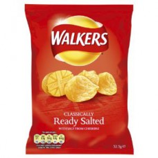 Walkers Salted Crisps (32.5g)