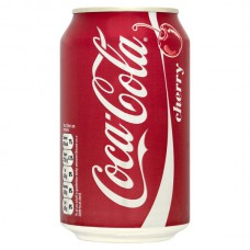 Cherry Coca Cola (330ml) X 24Cans