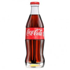 Coca Cola in Glass Bottles (200ml) X 24Pack
