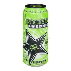 Rock Star Freeze Lime