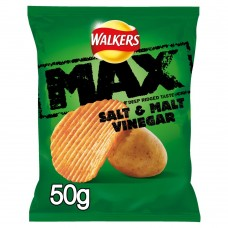 Walkers Max Salt Vinegar