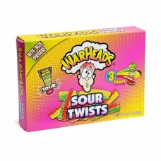 Warheads Sour Twists Theater