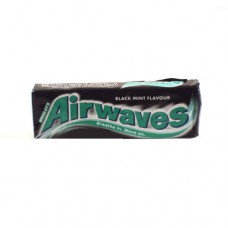 Airwaves Black Mint Sugar Free