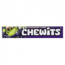 Chewits Blackcurrant Sticks
