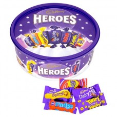 Cadbury Heroes Mix Tub