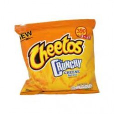 Cheetos Crunchy Cheese UK PMP
