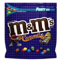 M&M Caramel Super Bag