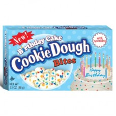 cookie dough birthday cake