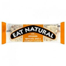 Eat natural almond and apricot