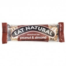 Eat natural peanut and almond