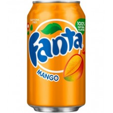Fanta Mango (USA) (355ML)