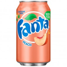 Fanta Peach (USA)  (355ML)