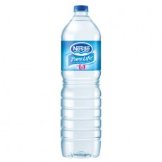 Nestle Pure Life Purified Water (1.5L) X 12Packs