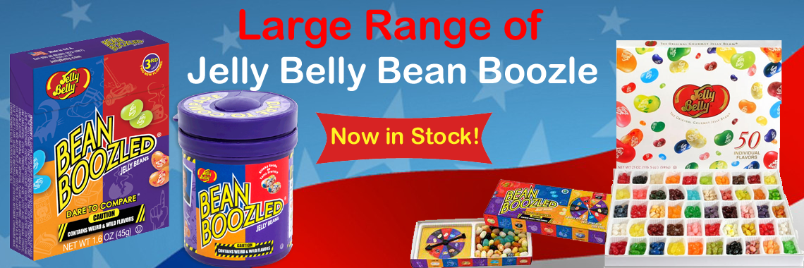 Jelly Belly Bean Boozle Range