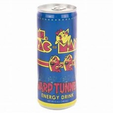 Pac Man Warp Tunnel Energy Drink
