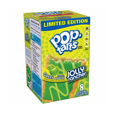 pop tarts jolly rancher frosted apple