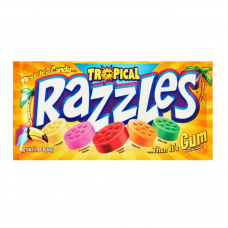 razzles tropical candy pouch